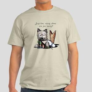 Cairn Shoe Lover Light T-Shirt