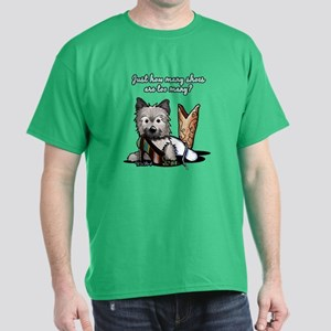 Cairn Shoe Lover Dark T-Shirt
