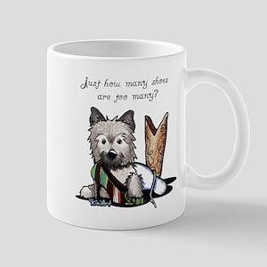 Cairn Shoe Lover Mug