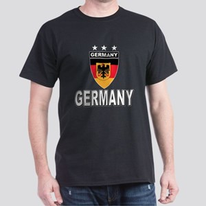 Germany World Cup Soccer Dark T-Shirt