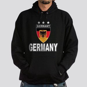 Germany World Cup Soccer Hoodie (dark)