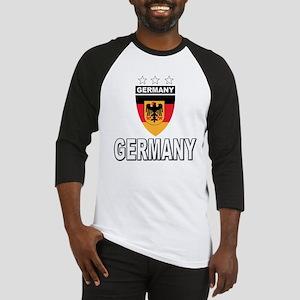 Germany World Cup Soccer Baseball Jersey