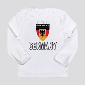 Germany World Cup Soccer Long Sleeve Infant T-Shir