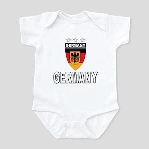 Germany World Cup Soccer Infant Bodysuit