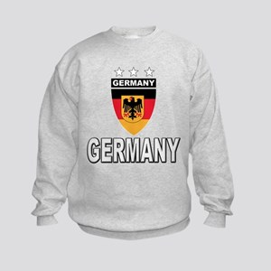 Germany World Cup Soccer Kids Sweatshirt