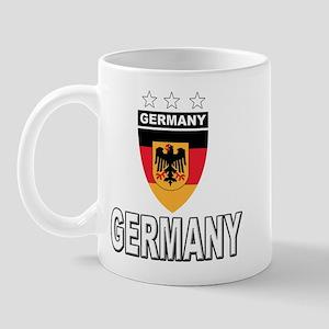 Germany World Cup Soccer Mug