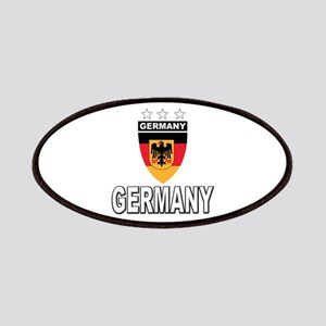 Germany World Cup Soccer Patches