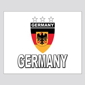 Germany World Cup Soccer Small Poster