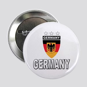 "Germany World Cup Soccer 2.25"" Button"