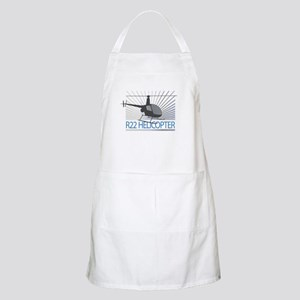 Aircraft R22 Helicopter Apron