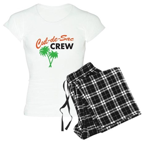 cul-de-sac crew Women's Light Pajamas