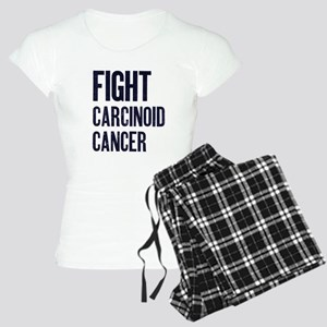 Fight Carcinoid Cancer Women's Light Pajamas