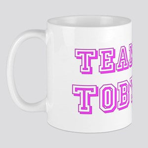 Team Toby Pink Mug