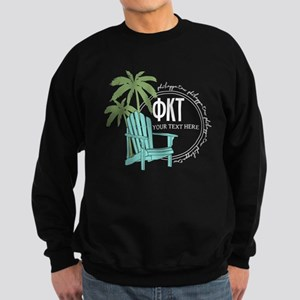Phi Kappa Tau Palm Chair Sweatshirt