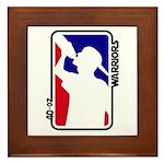 40-oz Logo - Framed Tile