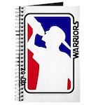 40-oz Logo - Journal
