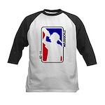 40-oz Logo - Kids Baseball Jersey