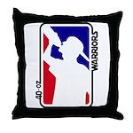 40-oz Logo - Throw Pillow