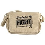 Ready Fight Carcinoid Cancer Messenger Bag