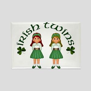 Irish Twins 2 Magnets (10 pack)