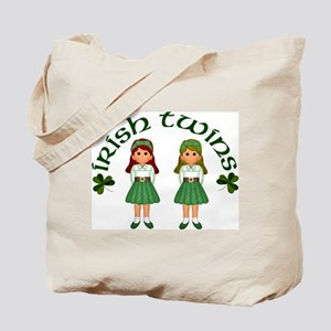 Irish Twins 2 Tote Bag