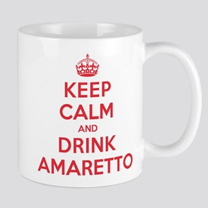 K C Drink Amaretto Mug
