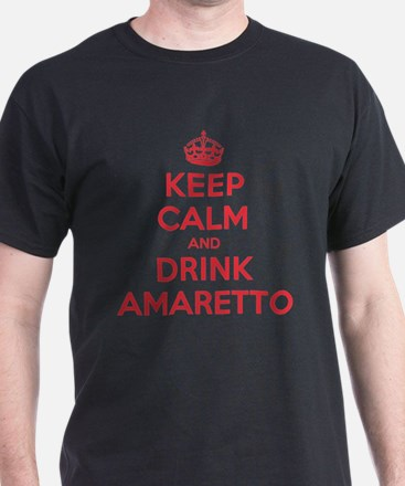 K C Drink Amaretto T-Shirt
