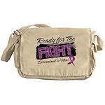 Ready Fight GIST Cancer Messenger Bag