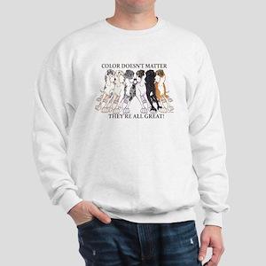 N Pet All Great Sweatshirt