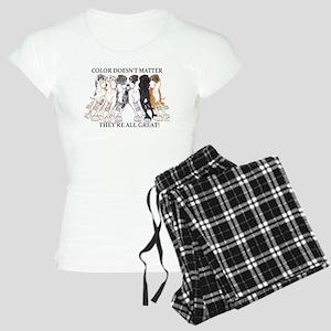 N Pet All Great Women's Light Pajamas