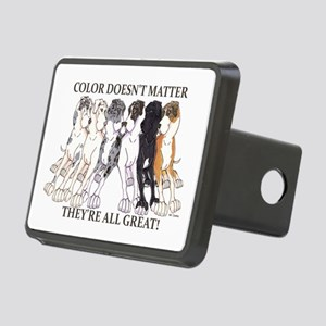 N Pet All Great Rectangular Hitch Cover