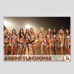Laredo Tlacuachas Postcards (Package of 8)