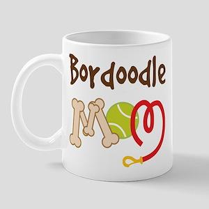 Bordoodle Dog Mom Mug