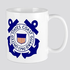 Coast Guard TCCS<BR> 11 Ounce Mug