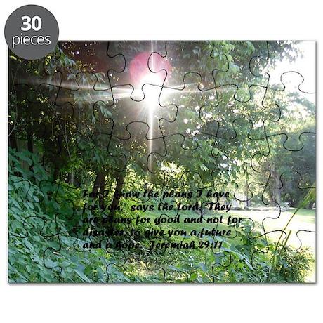 Sunbeam of Hope/Scripture Puzzle