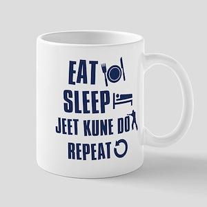 Eat Sleep Jeet Kune Do Mug