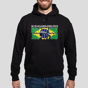Eat Sleep Brazilian Jiu Jitsu Hoodie (dark)