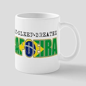 Eat Sleep Capoeira Mug
