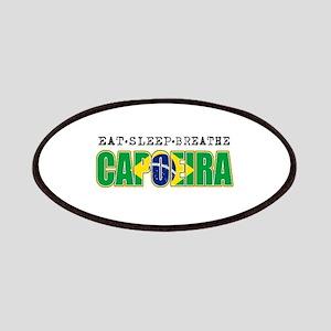 Eat Sleep Capoeira Patches