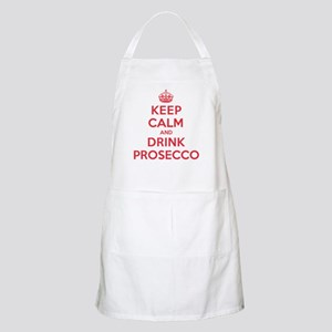 K C Drink Prosecco Apron