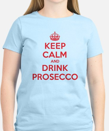 K C Drink Prosecco Women's Light T-Shirt