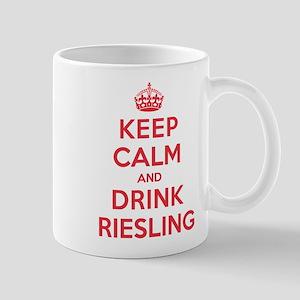 K C Drink Riesling Mug