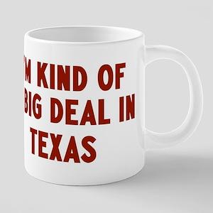 Big Deal in Texas Mugs