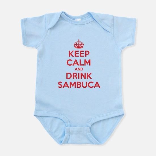 K C Drink Sambuca Infant Bodysuit