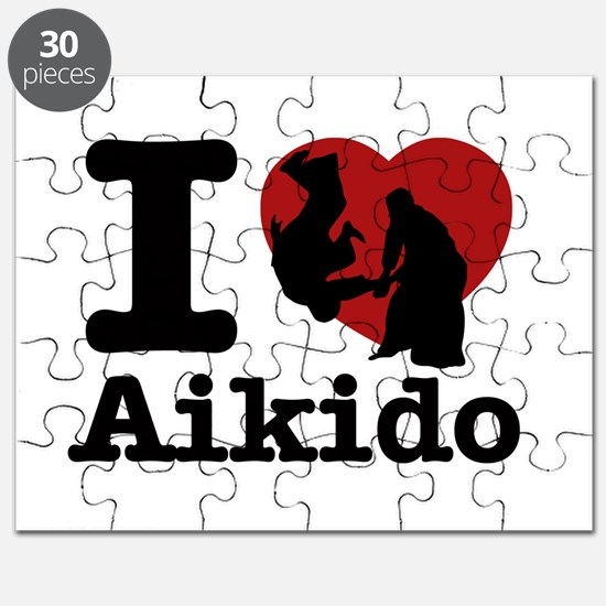Aikido Heart Designs Puzzle