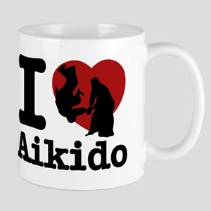 Aikido Heart Designs Mug