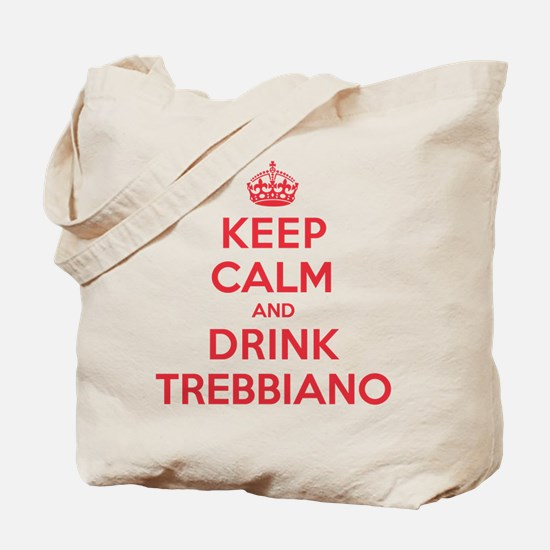 K C Drink Trebbiano Tote Bag