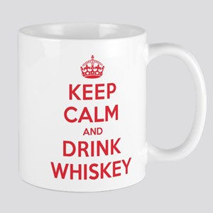 K C Drink Whiskey Mug