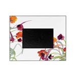Atom Flowers Picture Frame 2
