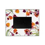 Atom Flowers Picture Frame